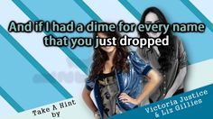 Victoria Justice & Elizabeth Gillies - Take A Hint Instrumental + Free m...