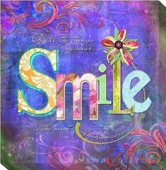 Smile... The most beautiful style to adorn us...  partnersingoodwill.com