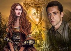 Drums of Autumn. Bree and Roger. Outlander Show, Outlander Knitting, Outlander Season 4, Outlander Fan Art, Outlander Book Series, Outlander Casting, True Blood, White Collar, Ncis