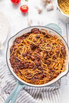 My vegan mushroom bolognese is a fun spin on the Italian classic. Mushrooms are used for a rich and delicious vegan bolognese that is sure to please the whole family!