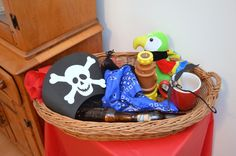 One Artsy Mama - http://www.oneartsymama.com/2013/08/presenting-the-ultimate-pirate-party.html