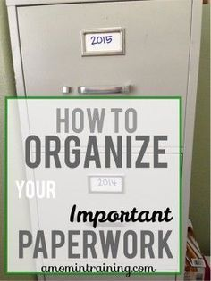 Pinning now to read later! I really need to start getting organized...