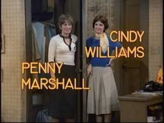 LAVERNE & SHIRLEY Season 3 & 4 Opening Intro w/Closing Theme This show would make me laugh so hard sometimes my side ached lol Old Tv Shows, Movies And Tv Shows, Penny Marshall, Cindy Williams, Tv Theme Songs, Songs With Meaning, Laverne & Shirley, Tv Themes, Childhood Tv Shows