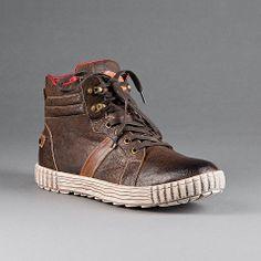 El Tempo — 089 #hightop #sneakers #leather