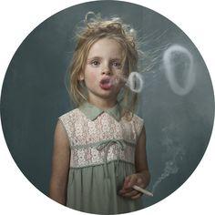 Smoking Kids | Frieke Janssens