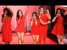 Fifth Harmony Sledgehammer Live At New York Fashion Week My favorite girl group from the X Factor