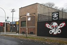 Outlaws MC Clubhouse Chicago