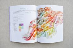 Tie Dye Book: by Shabd Simon-Alexander