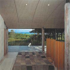 Knud Holcher, Own Summer House - 1997