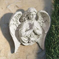 Angel from the Ashes Wall Sculpture