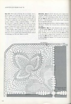 Альбом«Crochet Lace with Complete diagrams»/«Вязание крючком кружева с полной диаграммой»/скатерти/. Обсуждение на LiveInternet - Российский Сервис Онлайн-Дневников