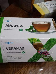 FuXion Veramas es un Te Natural que ayuda con la asthma y alergias