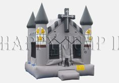 LA Sales Center: High Quality and Reliable Moon Bounces from Happy Jump Inc.