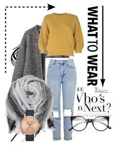 Без названия #6 by dn-starostin on Polyvore featuring 3.1 Phillip Lim, Toast, Topshop and Nixon
