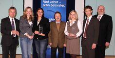 Unikosmos Marketing Award - Studierende der Hochschule Emden/Leer und der Hochschule Bremen siegten beim Unikosmos Marketing Award im Wintersemester 2010/2011.