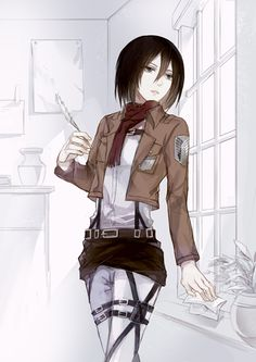 Mikasa by Cocoons