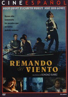 Remando al viento (1988) España. Dir: Gonzalo Suárez. Drama. Romance. Suspense. Terror. S. XIX - DVD CINE 1010