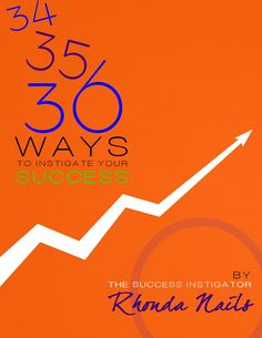 36 Ways to Instigate your Success ebook; http://www.project-push.org/ebooks.htm