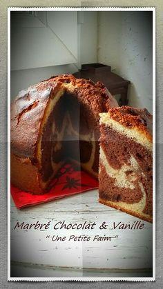 Marbré Chocolat & Vanille | Une Petite Faim