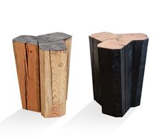 {Holler Design Beams} table / chair / big hunk of wood