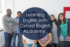 Learning English is your goal, Oxford English Academy is your first step.Click VISIT for more English learning hints and tips from the Oxford English Academy blog. #oxfordenglishacademy #learnenglish #englishschool #englishcourse #learnenglishcapetown