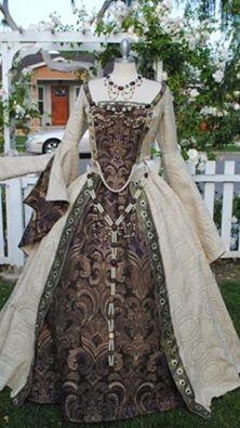 Tudor Dress