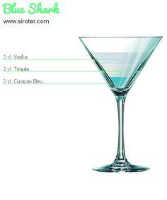 Cocktail Blue shark