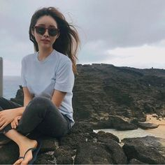 Asian Fashion, Girl Fashion, Womens Fashion, Vsco Photography, Fasion, Summer Time, Summer Outfits, Ootd, Photo And Video