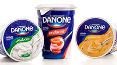 Hiper Real Illustrations, for the new Danone Pedaços Packaging.