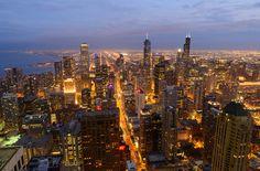 Chicago by Matthew Lovell