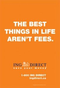 the best things in life aren't fees