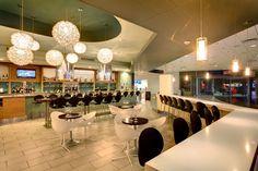 WineStations at 3rd Bar Eating House at the George Bush International Airport.