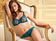 Limited Edition - Sensuous Lace Unlined Bra