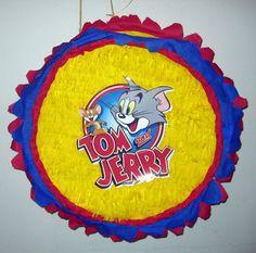 Tom and Jerry pinata - Пињата Том и Џери