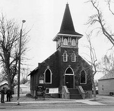 The Union Bethel African Methodist Episcopal (AME) church in Great Falls, Montana, is one of the state's oldest active churches.    The African American community in Great Falls dates to the town's beginnings.  As elsewhere in the western United States, the community came together early on for mutual benefit around the construction of a church.  The AME congregation organized in 1890 and built its church the following year... .