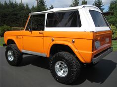 1969 FORD BRONCO CUSTOM 4X4 Maintenance of old vehicles: the material for new cogs/casters/gears/pads could be cast polyamide which I (Cast polyamide) can produce