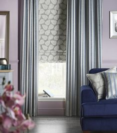 Austen fabric collection Net Curtains, Curtains With Blinds, Pelmet Designs, Curtain Drops, Pelmets, Made To Measure Curtains, Buy Fabric, Roman Blinds