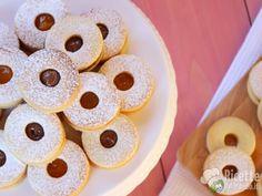 Come fare i biscotti occhio di bue