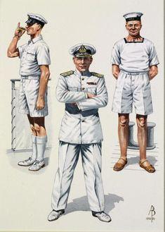 Royal Navy Far East poster from World War Petty Officer Rear Admiral Rating Royal Navy Uniform, Royal Navy Officer, British Uniforms, Navy Uniforms, Military Uniforms, Sun Tzu, Marina Real, Lt Commander, Military Drawings
