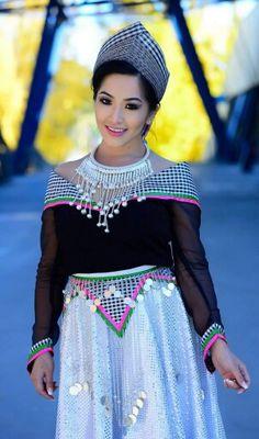 DIY Hmong dress