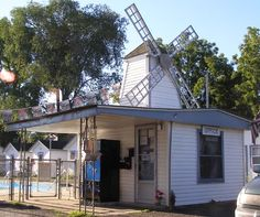 Dutch Mill Motel Wisconsin Dells, WI