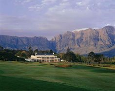 Erinvale Golf Club is a 18 hole course including a Driving Range, Practice area, Clubhouse, Restaurant and Pro Shop. About an hour away from La Cle des Montagnes, South Africa. Golf Tips Driving, Somerset West, Golf Accessories, Mens Golf, Landscape Architecture, Golf Clubs, South Africa, Golf Courses, Sport