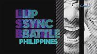 Lip Sync Battle Philippines April 16 2016
