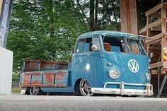 Single Cab VW