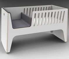 Jall And Tofta Childrens Bed The Bed That Goes From Newborn To Baby To  Toddler