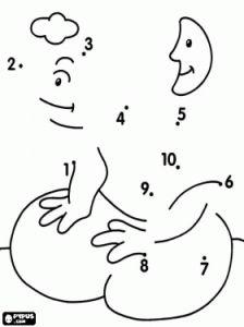 Une puntos 1-10 38