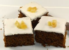 Kitchen Delights: Mary Berry's Gingerbread Traybake - Recipe
