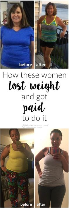 How these women lost weight and got paid to do it.  Have you heard of this new way people are losing weight? It's not a pill or even a diet… it's a website that gets you to put your money where your mouth is… almost literally. Sponsored.