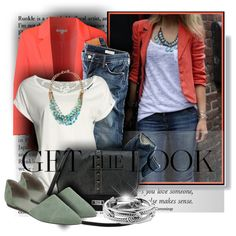 """""""Get the look"""" by doradabrowska on Polyvore"""