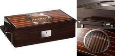 David Linley showcases intricately designed Riviera Humidor for affluent cigar aficionados | Pursuitist